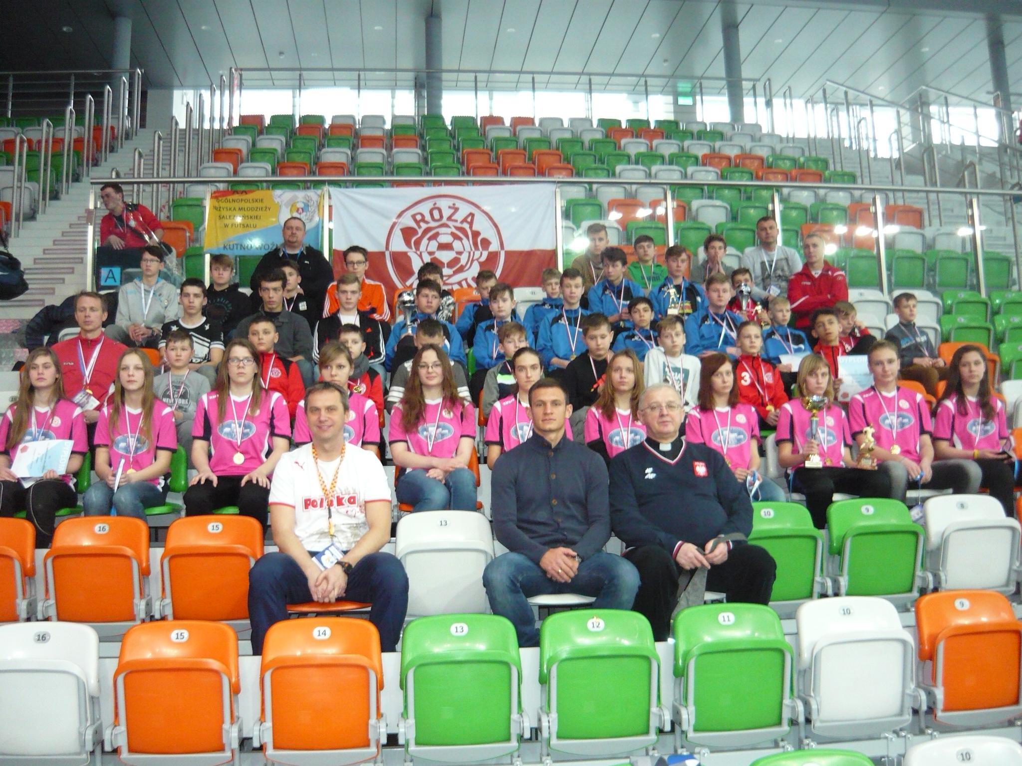 XX Ogólnopolskie Igrzyska Młodzieży Salezjańskiej w Futsalu