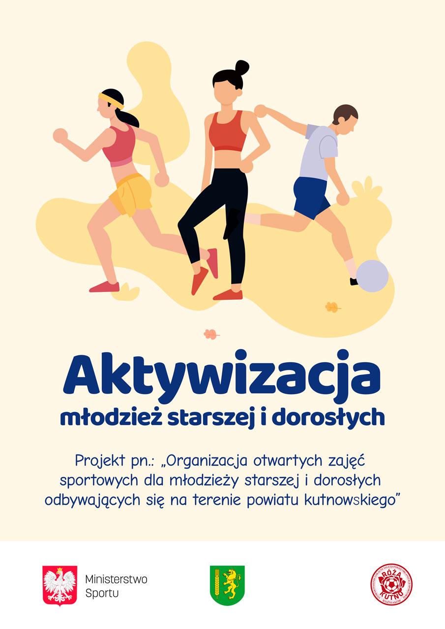 Zajęcia sportowe dla młodzieży starszej i dorosłych