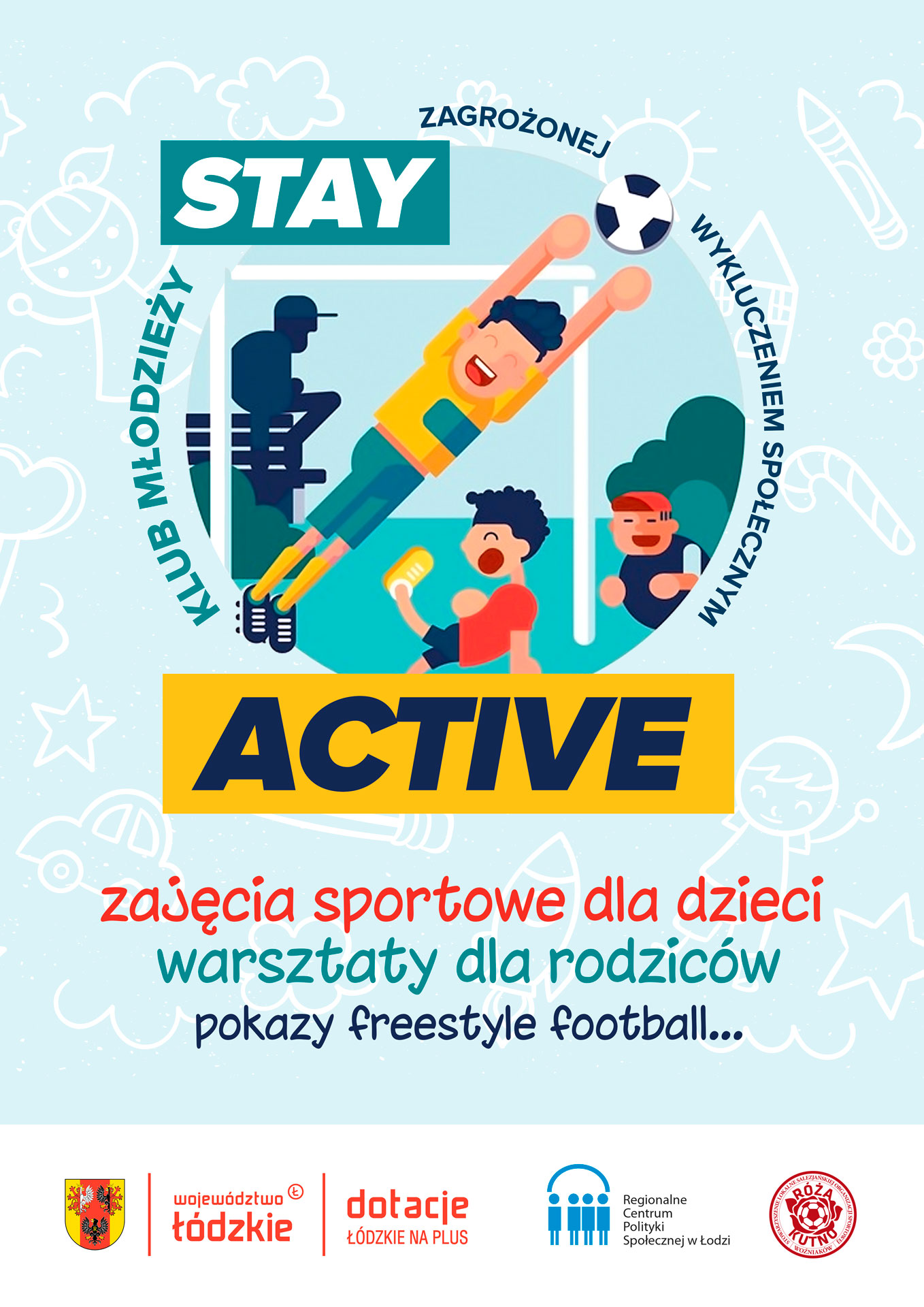 Projekt Stay Active
