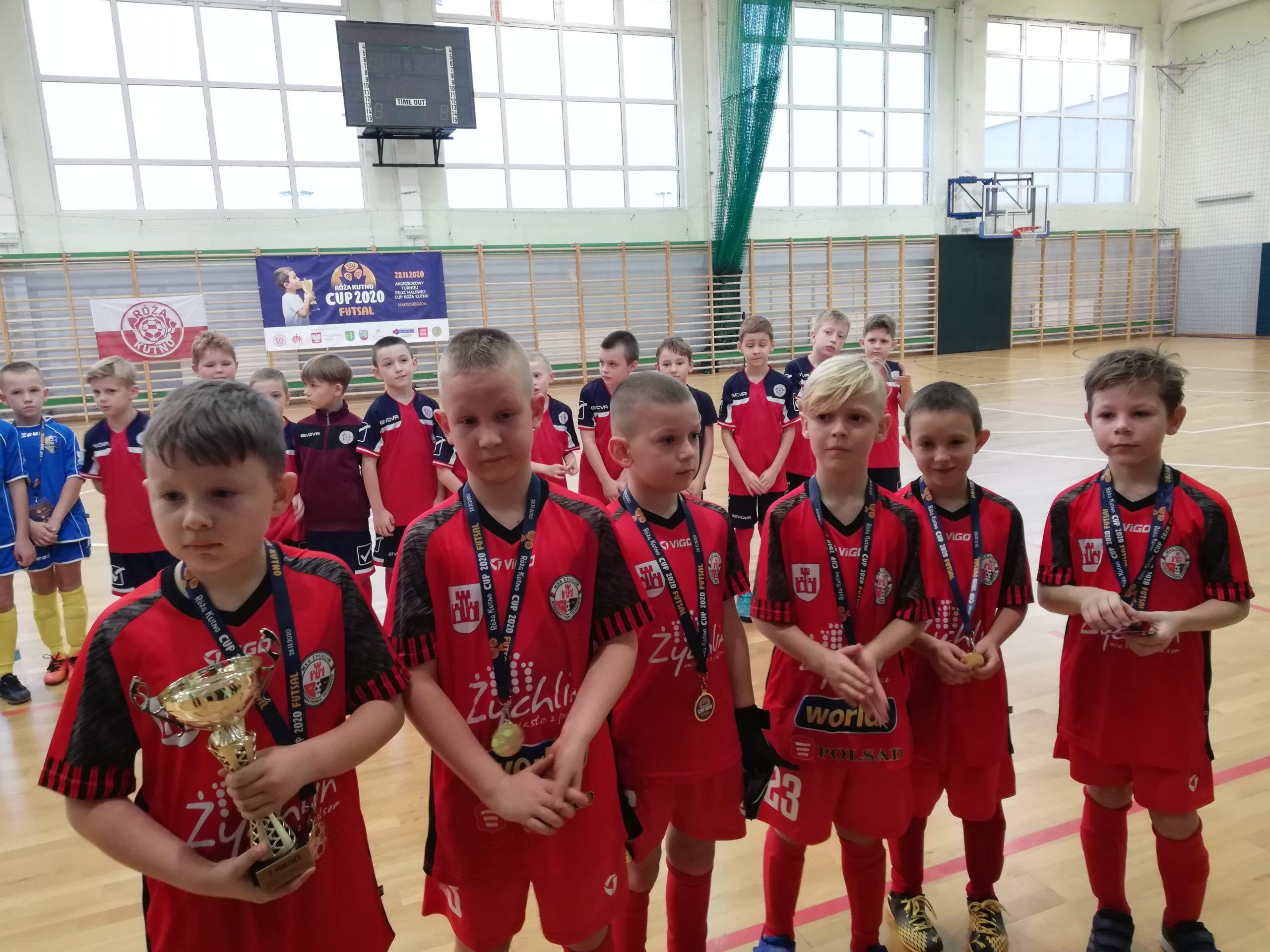 RÓŻA CUP 2021 – Futsal